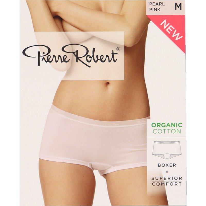 Cotton Boxer Alushousut Vaaleanpunainen M - 77% alennus