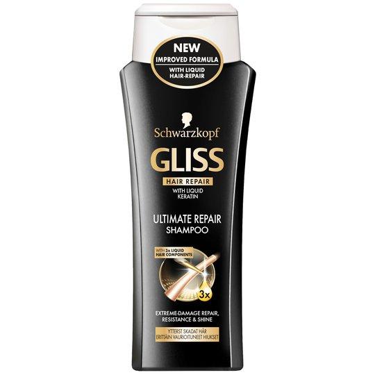 "Shampoo ""Ultimate Repair"" 250 ml - 29% alennus"