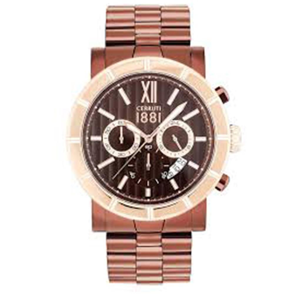 Cerruti 1881 Men's Watch Copper CRA142SBZR12MBZ