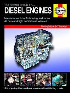 Haynes Manual, Diesel Engines, Universal