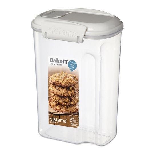 Sistema - Bake It Mini Förvaringslåda 985 ml