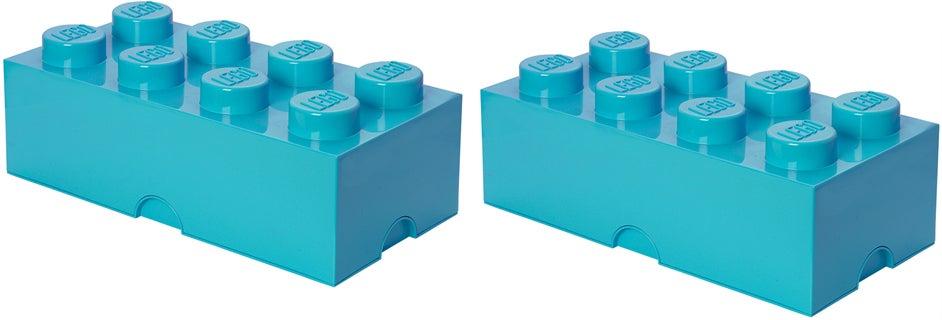 LEGO Säilytyslaatikot, Sininen