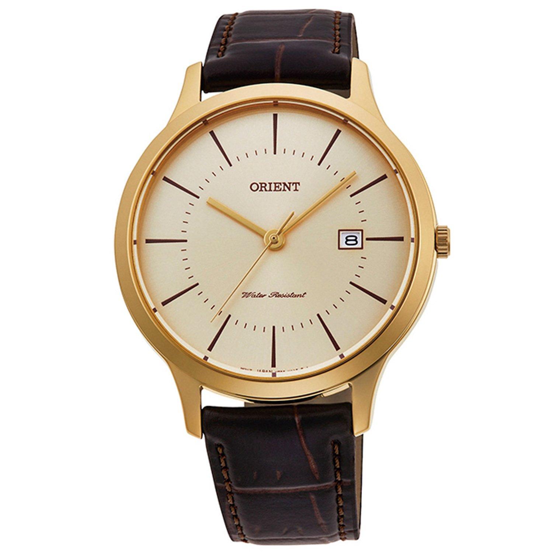 Orient Men's Watch Gold RF-QD0003G10B