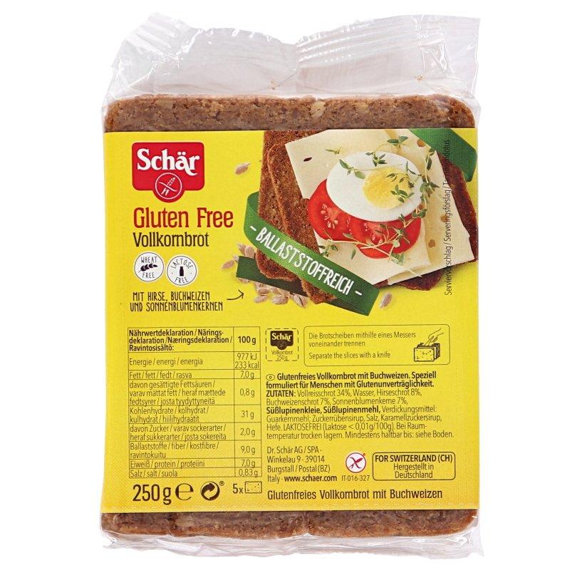 Fullkornsbröd Glutenfritt - 41% rabatt