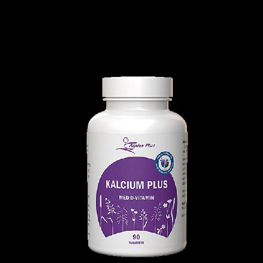 Kalcium Plus, 90 tabletter