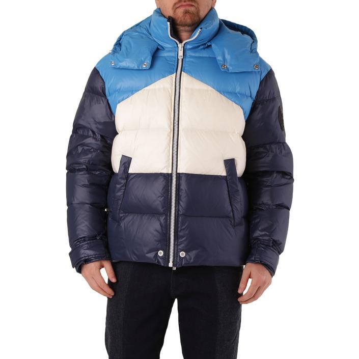Diesel Men's Jacket Blue 320371 - blue M