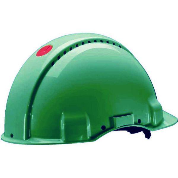 3M G3000 Vernehjelm Grønn
