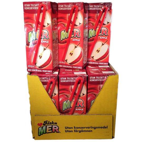 Hel Låda- Mer Äpple Tetra 30-pack - 66% rabatt