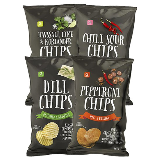 Chipspaketet - 51% rabatt