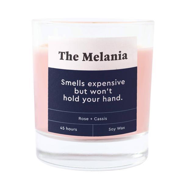 The Melania Candle