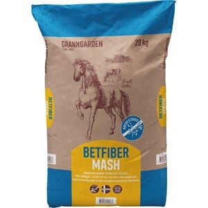 Hästfoder Granngården Betfiber Mash, 20 kg