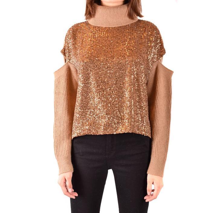 Pinko Women's Sweater Beige 279944 - beige S