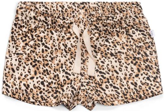 Luca & Lola Isola Shorts, Leopard 110-116