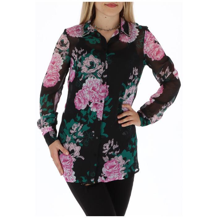 Guess Women's Shirt Various Colours 302322 - black S