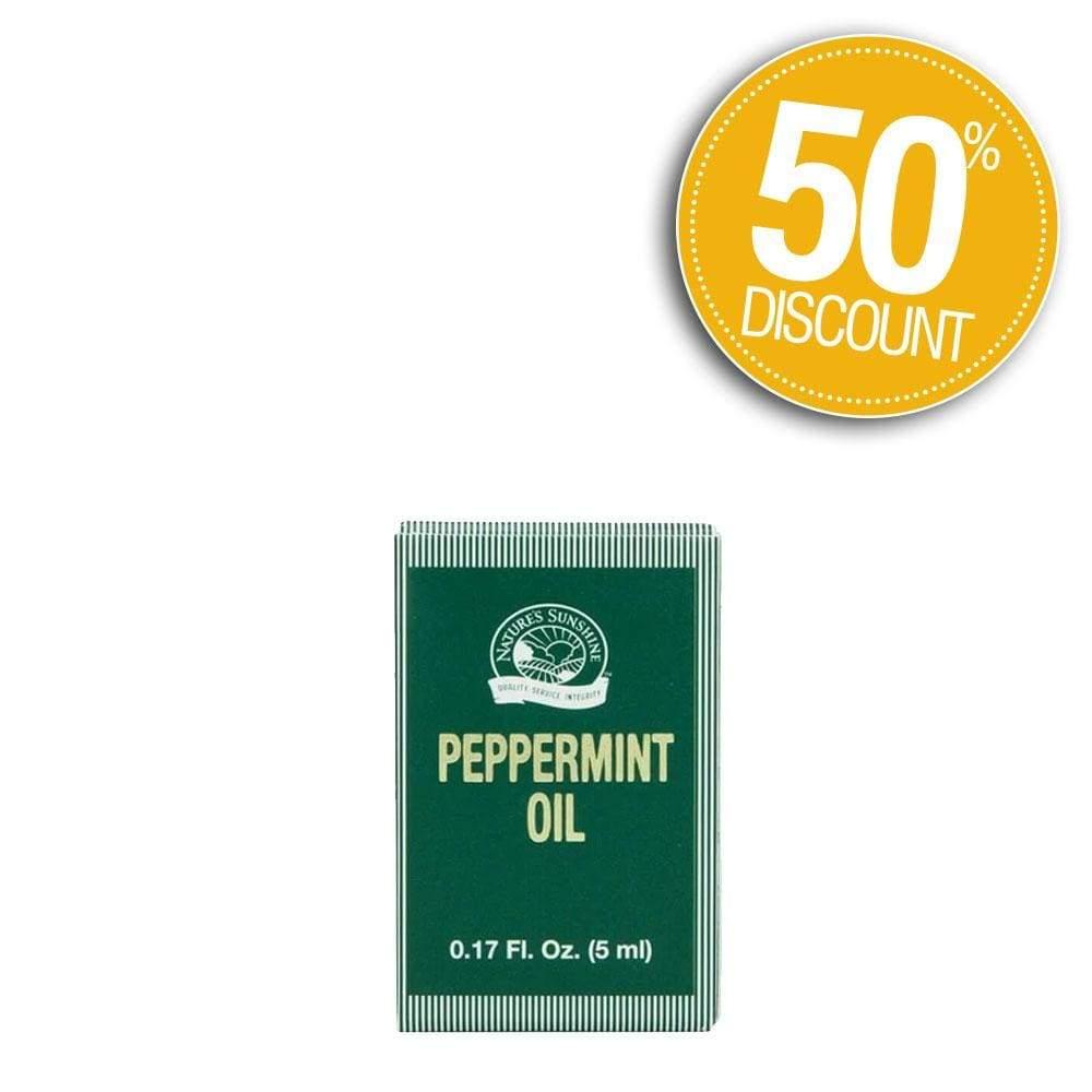 Peppermint Oil (5ml) 50% Off