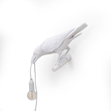 Bird Lamp Looking Vit