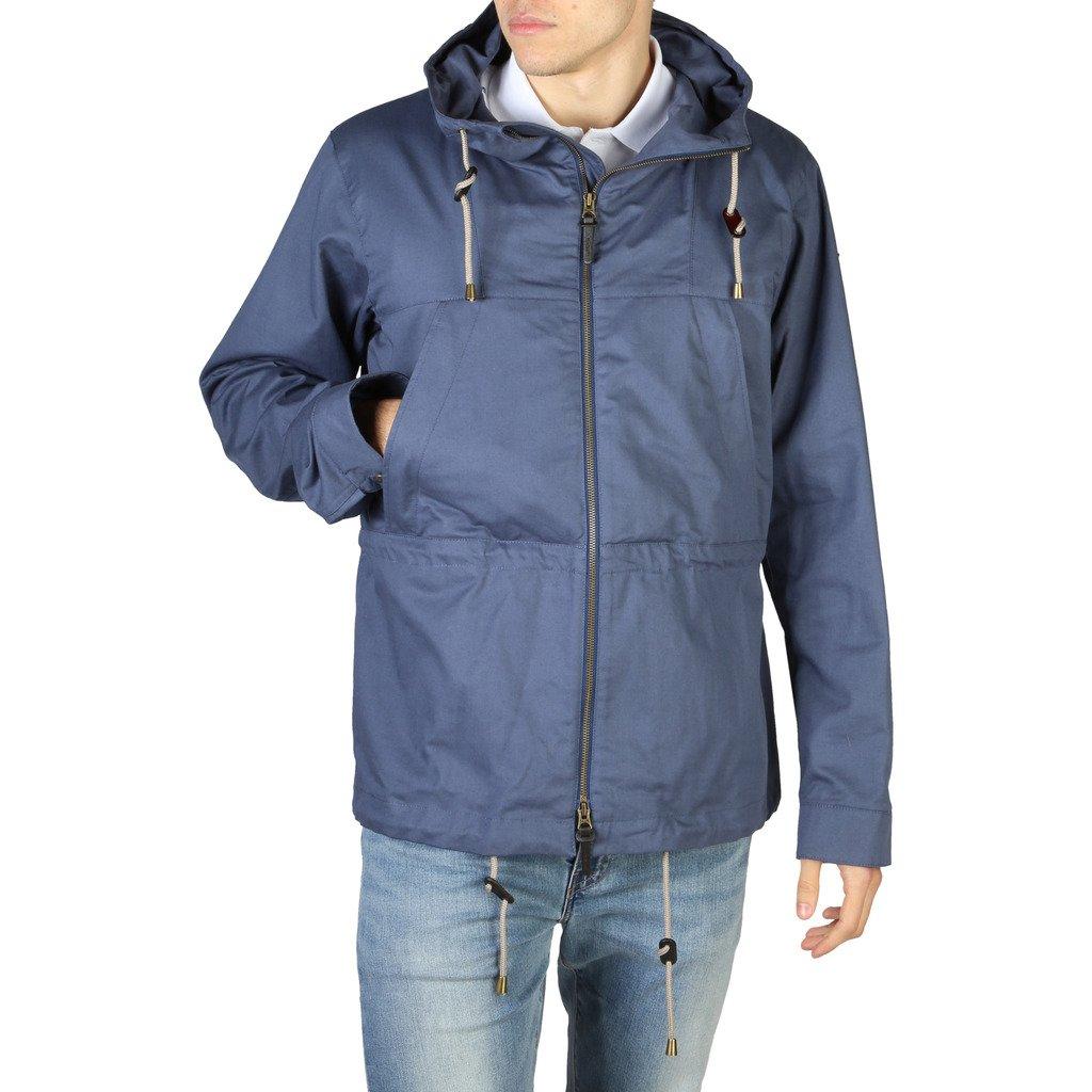 Hackett Men's Jacket Various Colours HM402150 - blue S