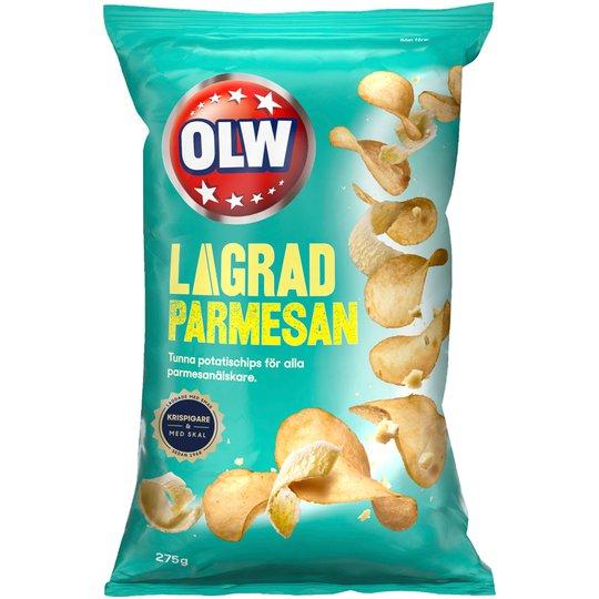 Chips Lagrad Parmesan - 19% rabatt