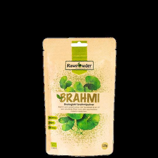 Brahmipulver EKO, 125 g