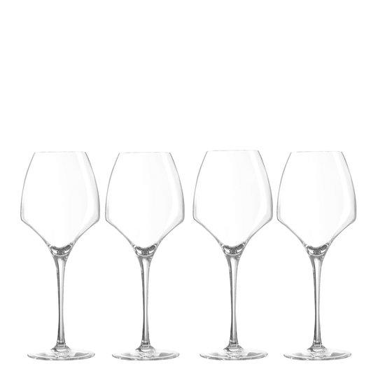 Chef & Sommelier - Open Up Vitvinsglas 40 cl 4-pack