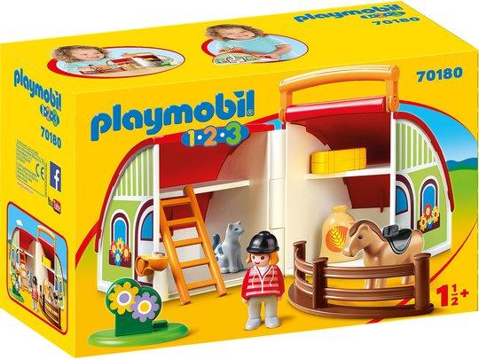 Playmobil 70180 Min Bærbare Bondegård