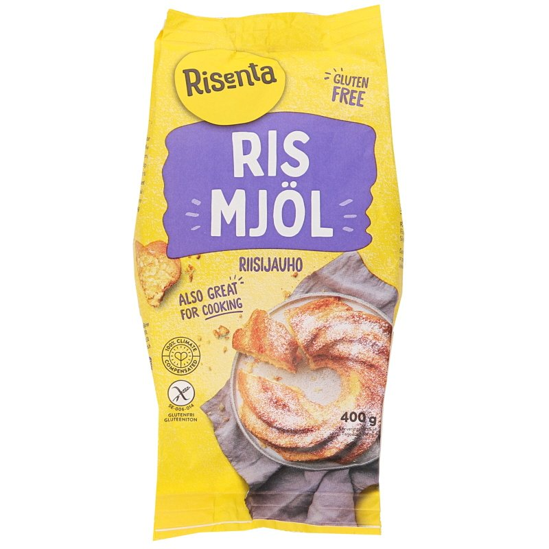 Riisijauho - 19% alennus