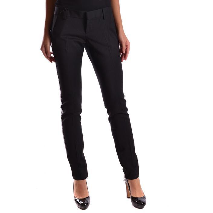 Dsquared Women's Trouser Black 187041 - black 42