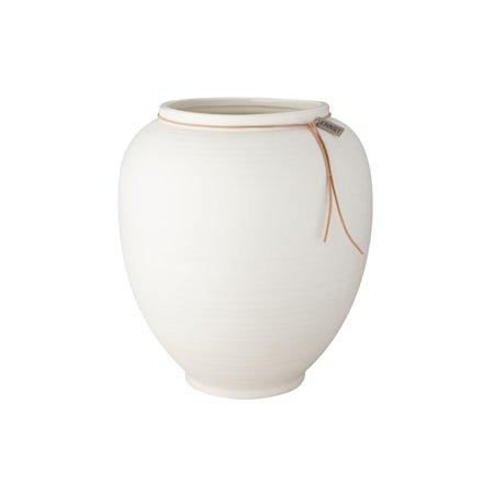 Vase Matt Hvit 33cm