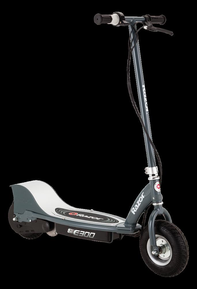 Razor - E300 Electric Scooter - Matte Gray (13173814)