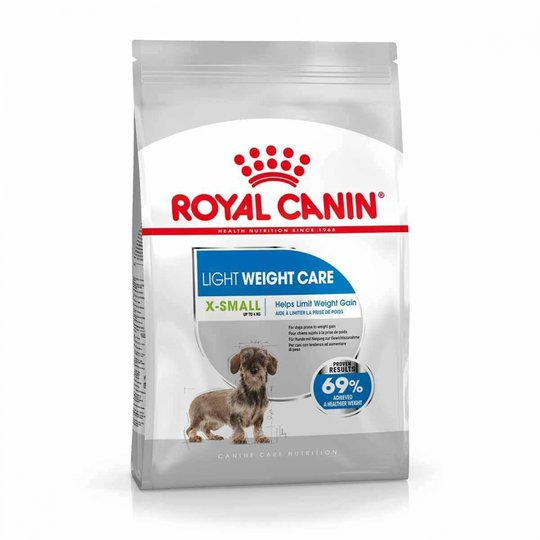 Royal Canin Light Weight Care X-Small Adult