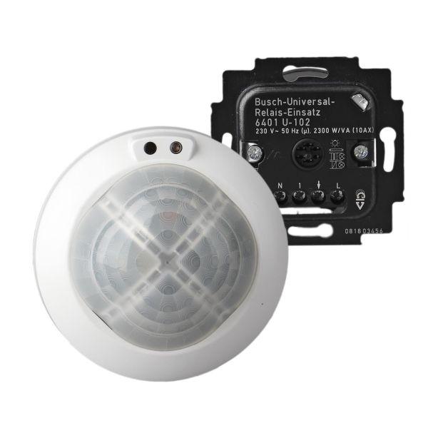 ABB 6401U-102-6813 Läsnäoloanturi 0-360°, ilman LVI-ohjausta