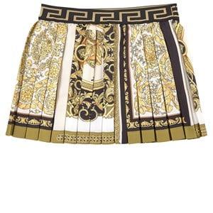 Versace Baroque Kjol Guld 4 år