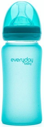 Everyday Baby Tåteflaske Varmein 240ml, Turquoise