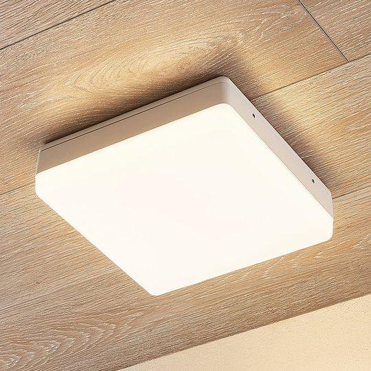 LED-kattovalaisin Thilo, valkoinen, 24 cm