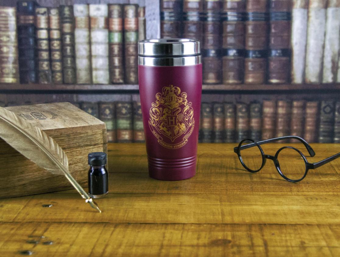 Harry Potter - Hogwarts Travel Mug V2 (PP4256HPV2)