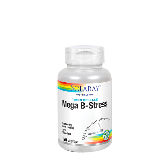 Mega B-Stress, 120 kapslar