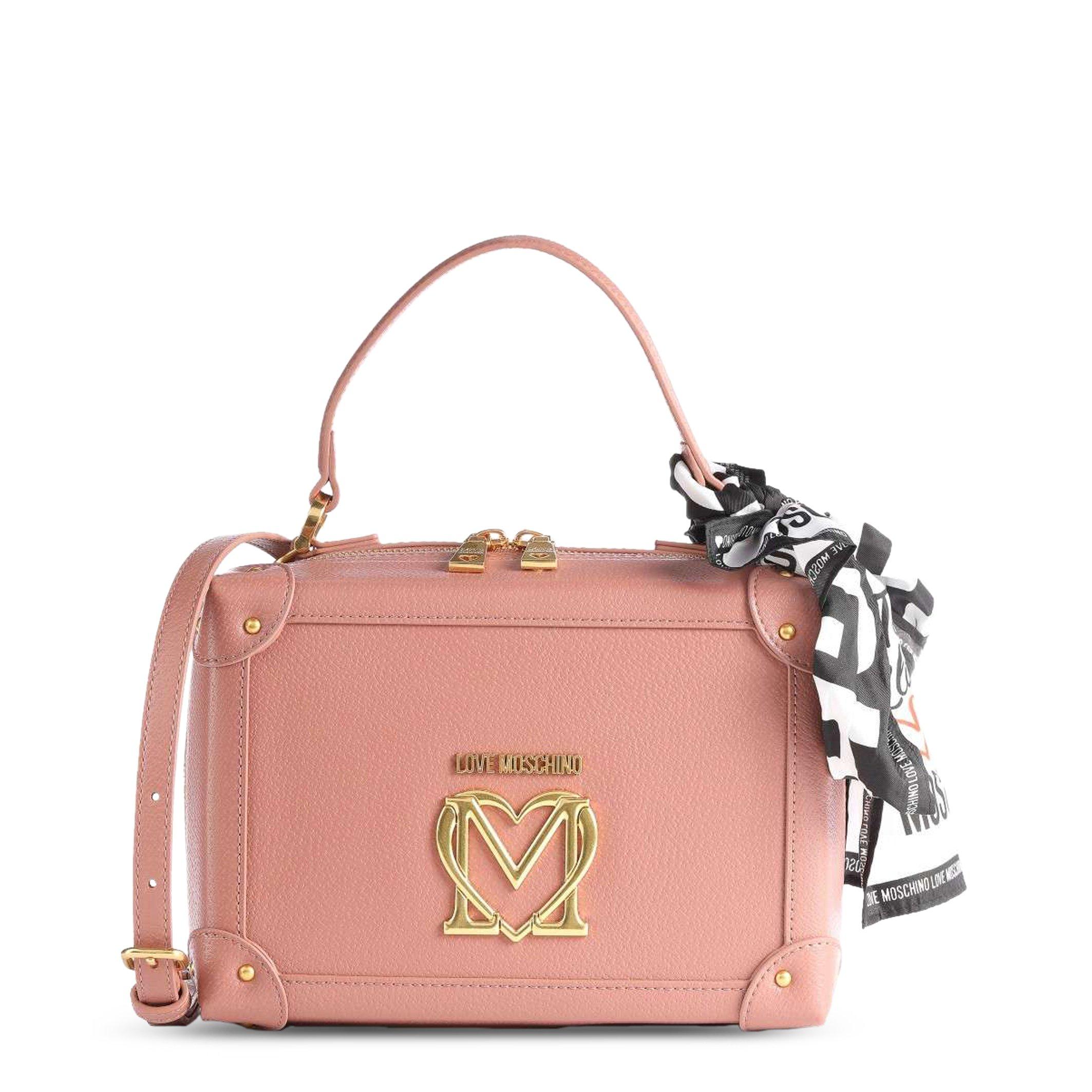 Love Moschino Women's Handbag Various Colours JC4214PP1DLL0 - pink NOSIZE