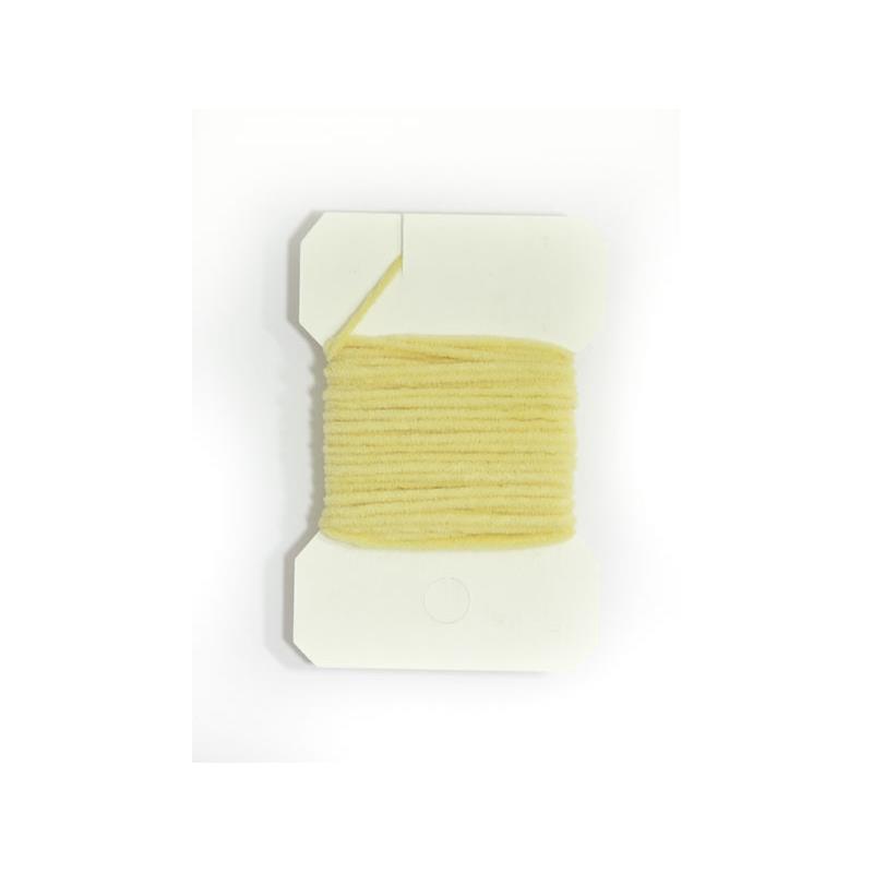 Ultra Chenille Micro - Cream