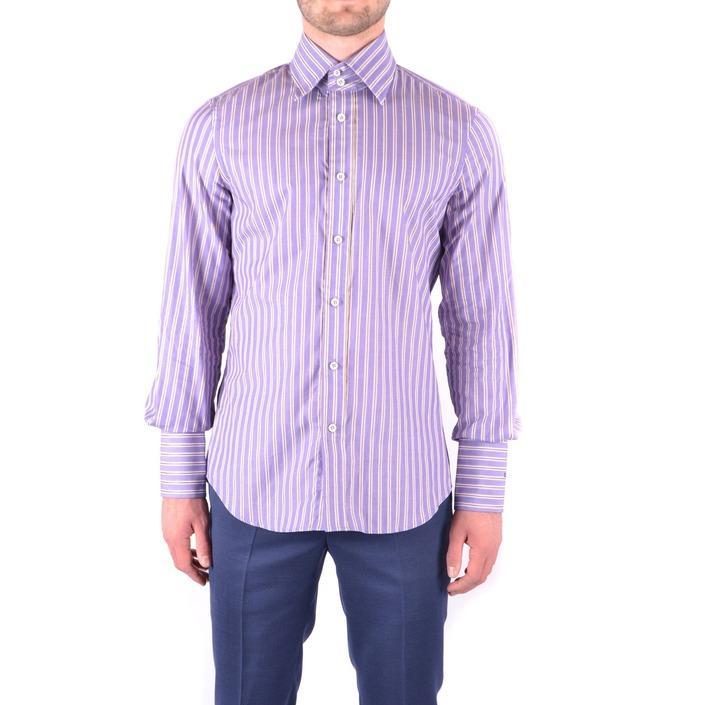 Dsquared Men's Shirt Liliac 161791 - liliac 48