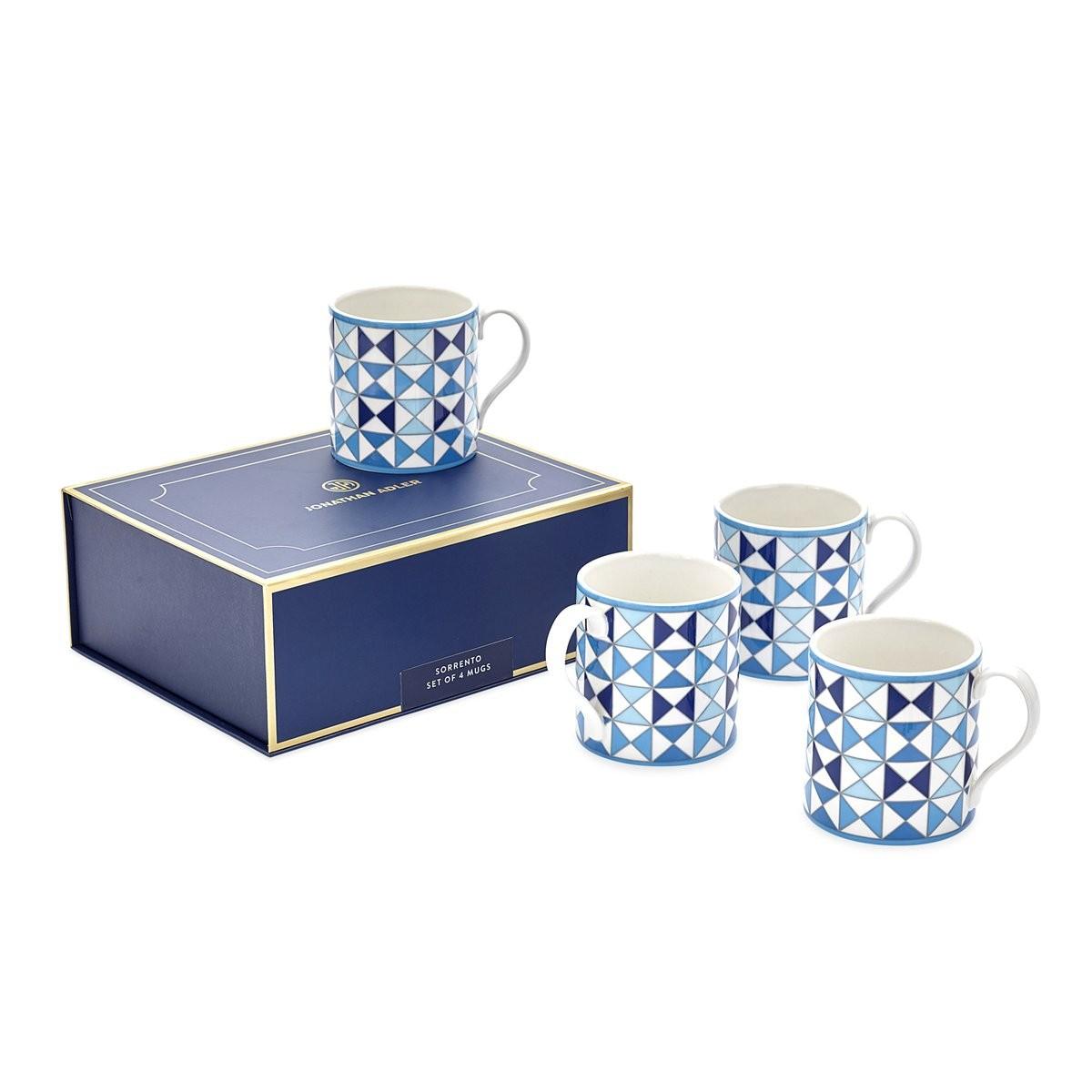 Jonathan Adler I Sorrento Mug Set