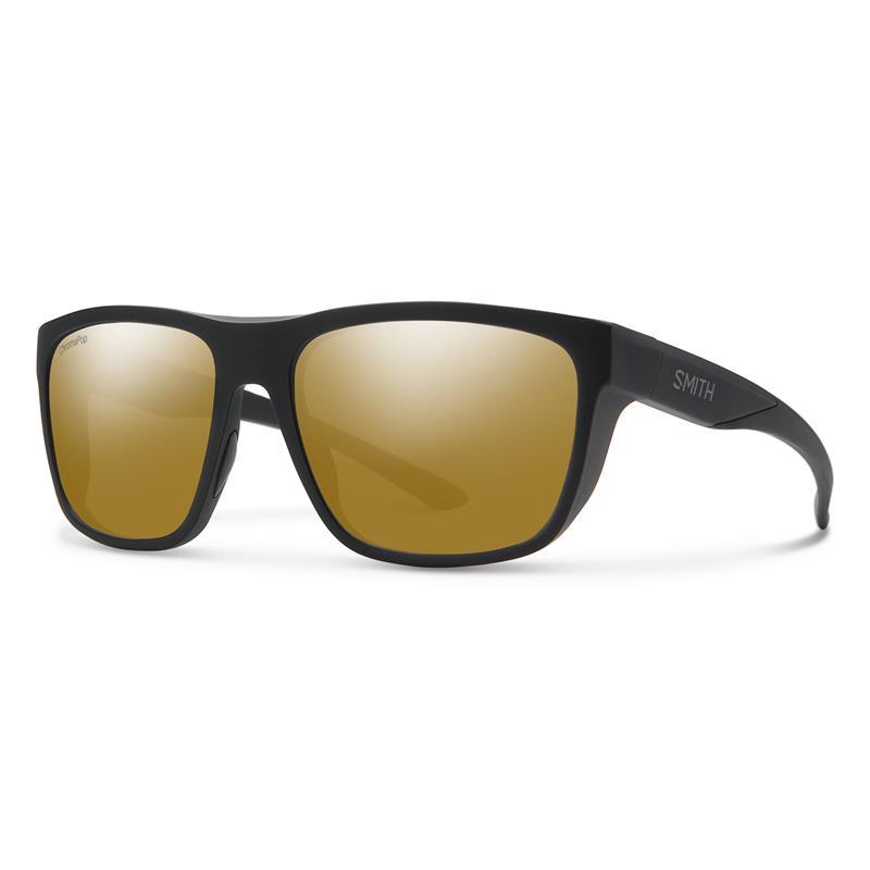 Smith Optics Barra Matte Black Polar Bronze