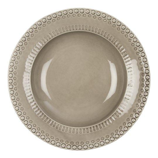 PotteryJo - Daisy Serveringsskål 35 cm Greige