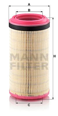 Ilmansuodatin MANN-FILTER C 25 900