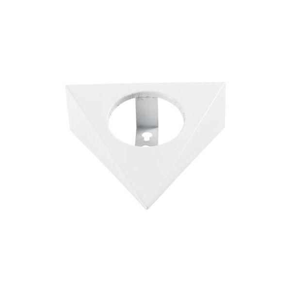 Hide-a-Lite Triangel Korotuskehys valkoinen