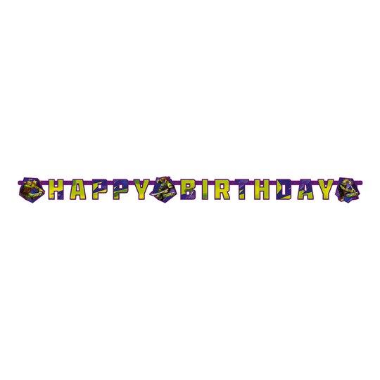 Girlang Happy Birthday Ninja Turtles