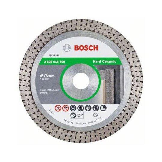 Bosch Best for Hard Ceramic Timanttikatkaisulaikka 76x10mm