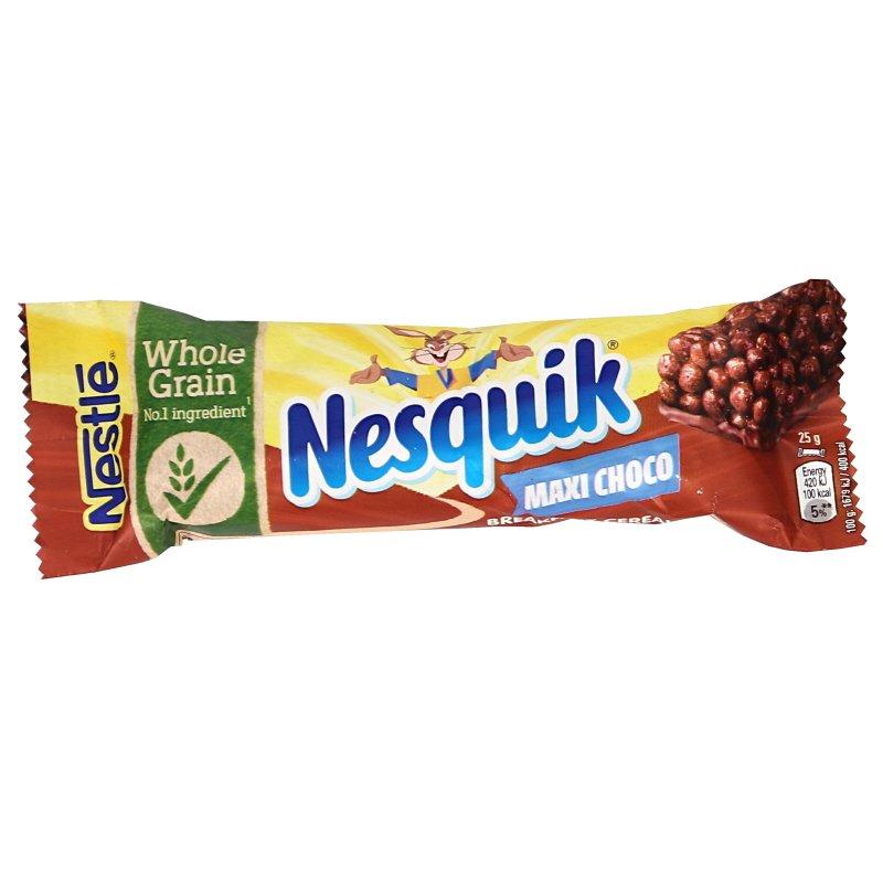 Nesquik Maxi Choco Bar - 18% rabatt