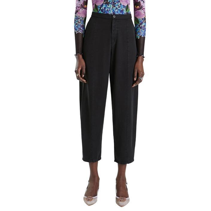Desigual Women's Trouser Black 264134 - black S