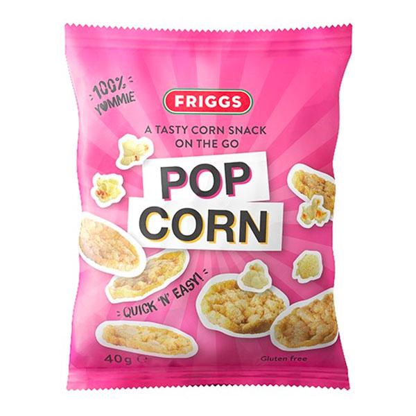 Friggs Minimajskakor Popcorn - 40 gram
