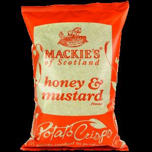 Mackies Honey & Mustard Chips 150g